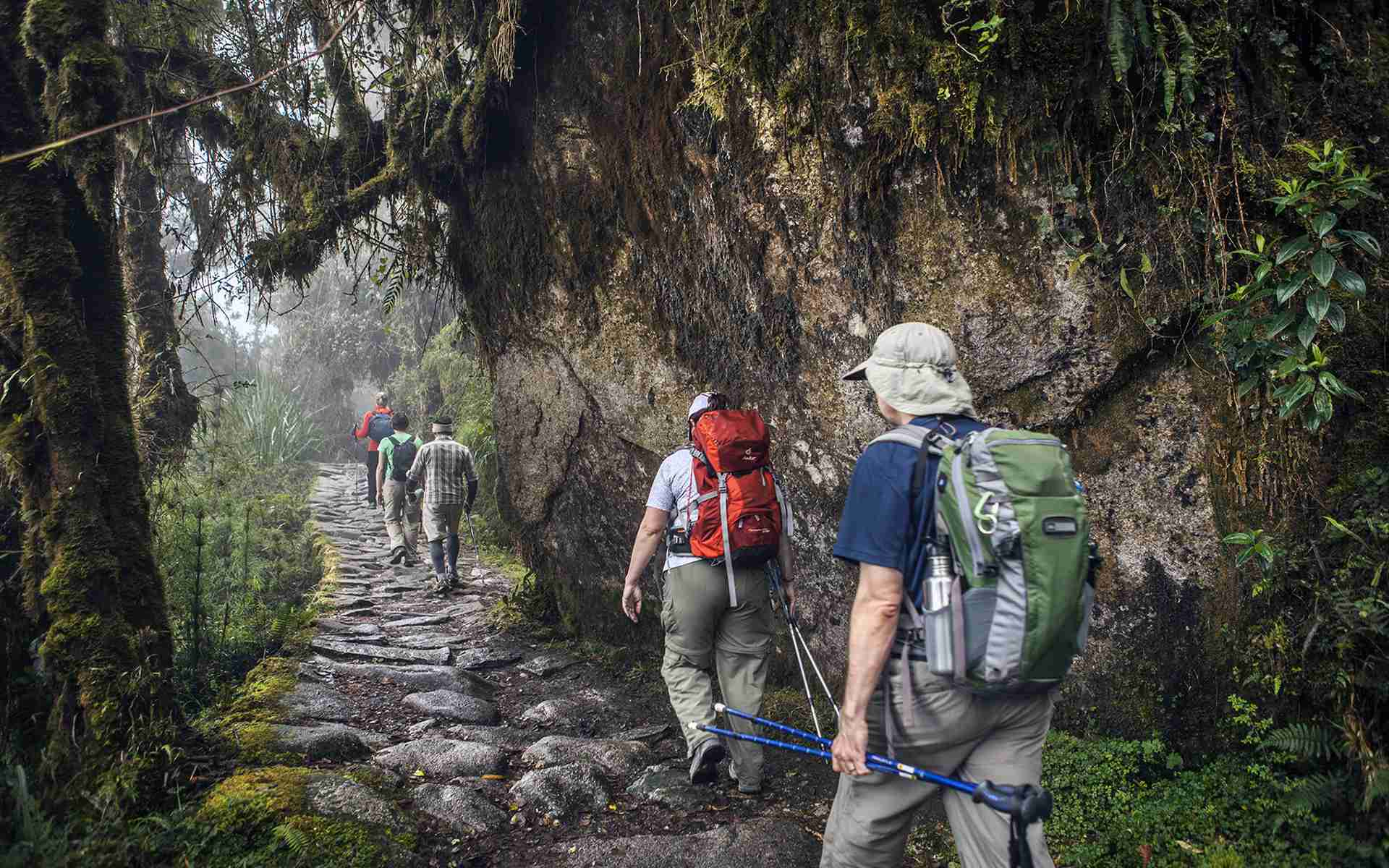 Imperial Inca Trail 5 days to Machupicchu - Inca Trail Salkantay Trek