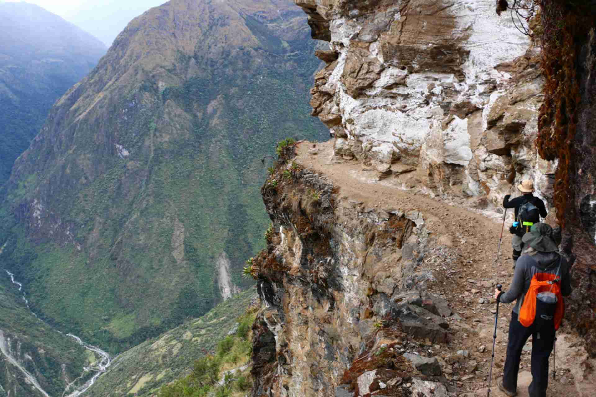 Inca Trail Salkantay Trek 4 days to Machu Picchu - Inca Trail Salkantay Trek