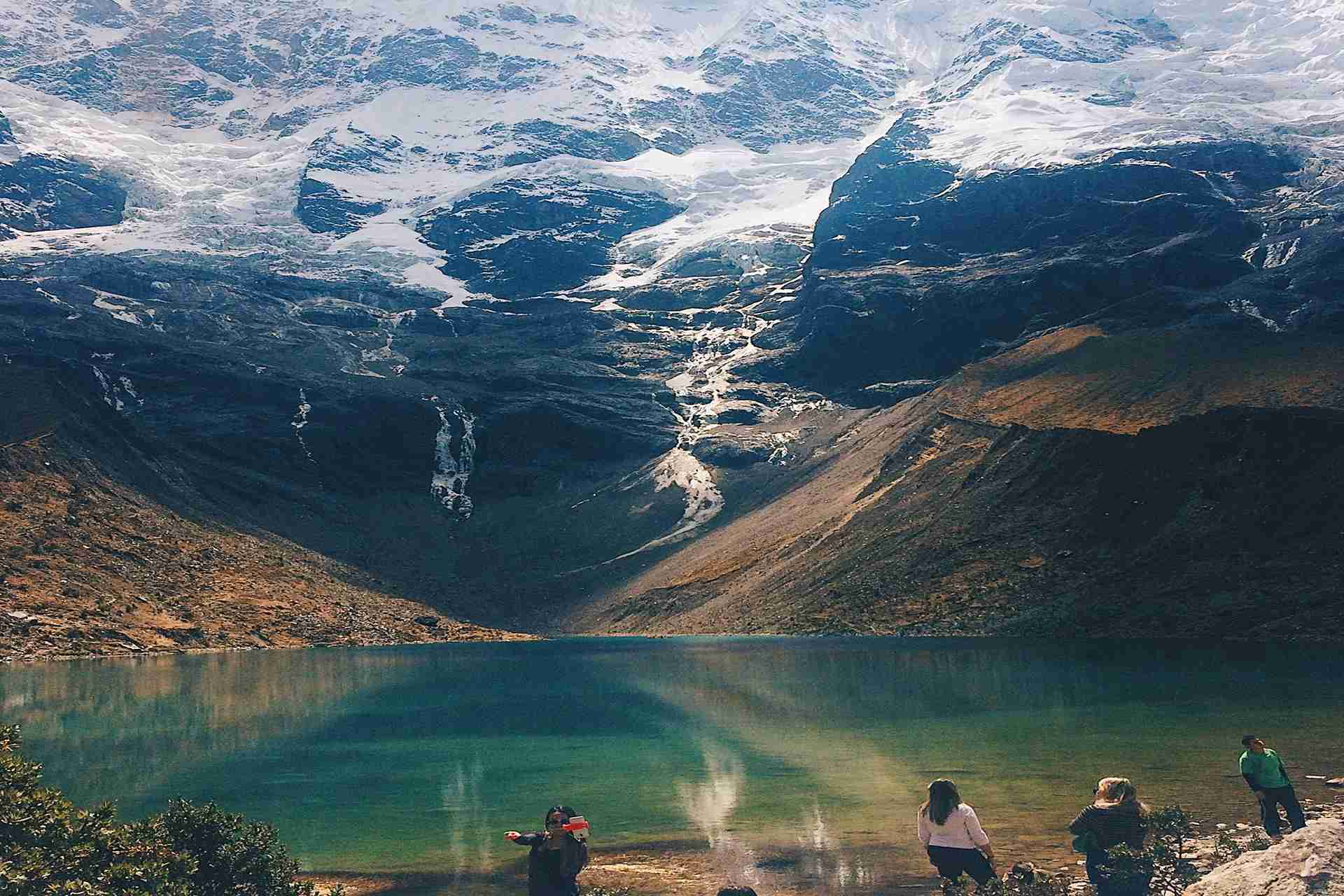 Humantay Lake 1 day - Inca Trail Salkantay Trek