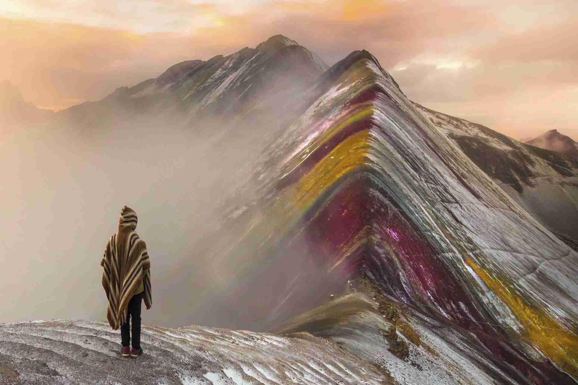 Tour Rainbow Mountain 1 day - Inca Trail Salkantay Trek