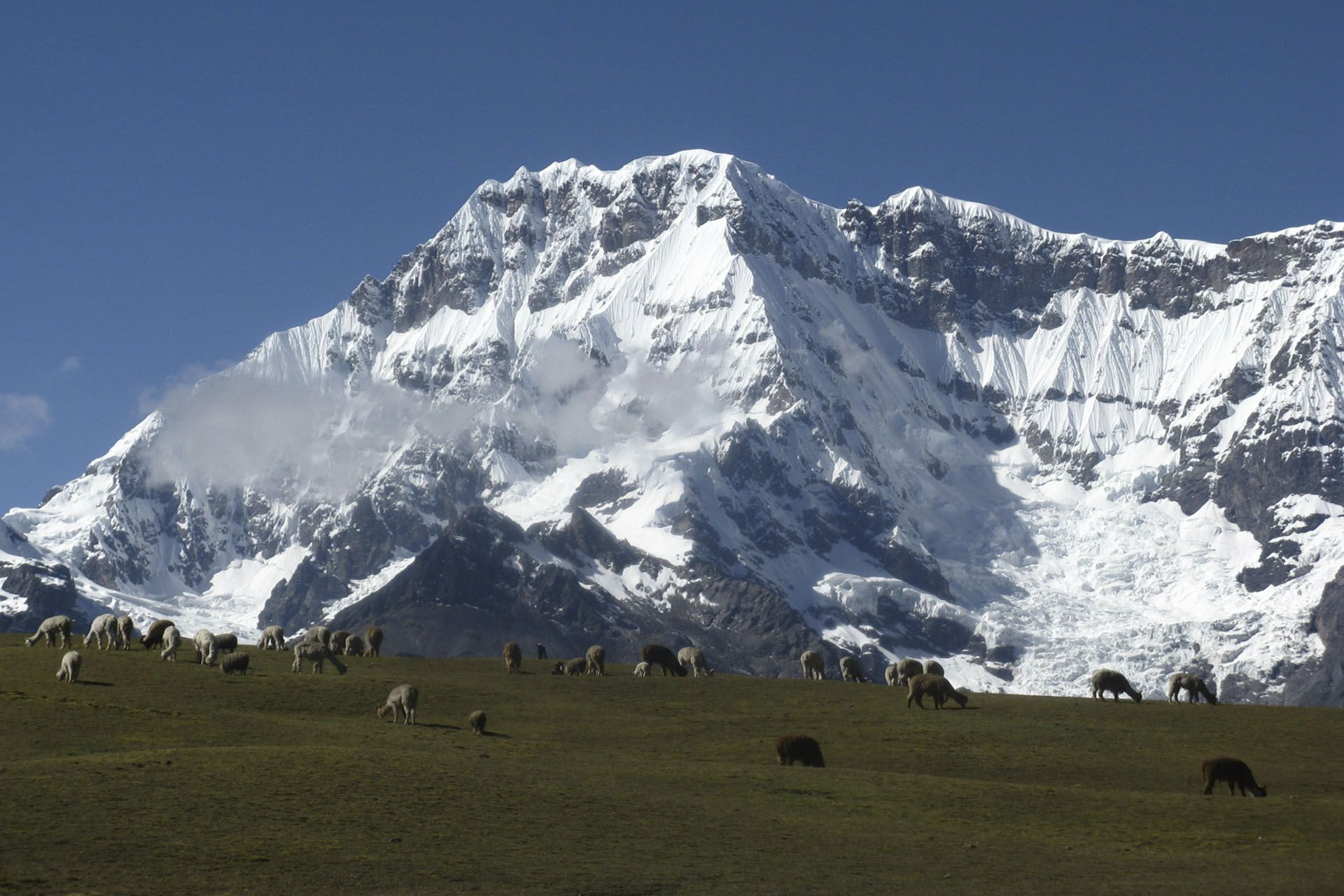 Salkantay Trek to Machu Picchu 5 days - Inca Trail Salkantay Trek
