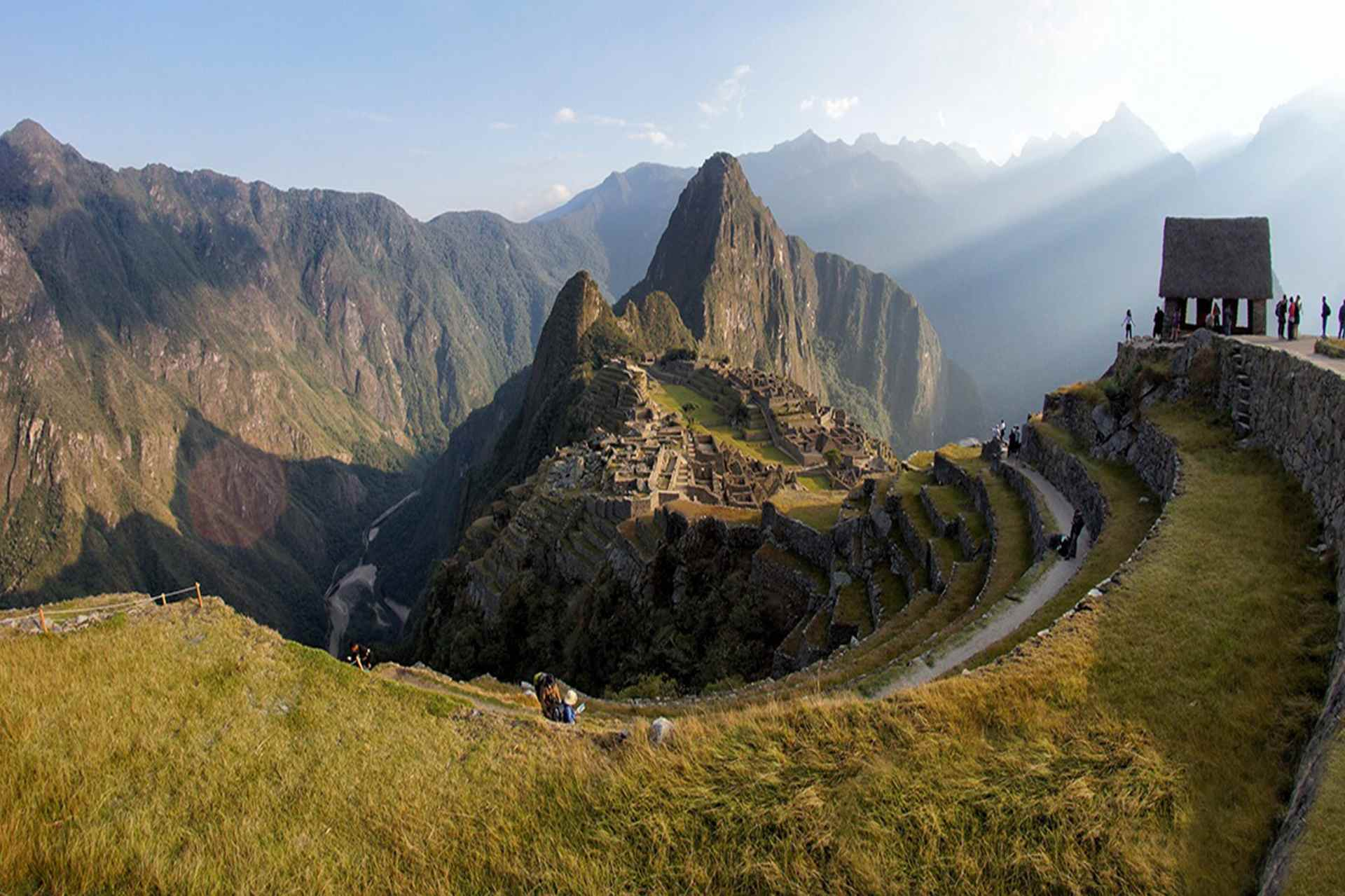 Travel to Machu Picchu 1 day by train - Inca Trail Salkantay Trek