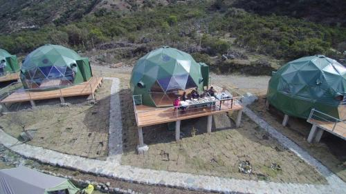 Camps Salkantay Inca Trail Sky Domes - Travel Agency